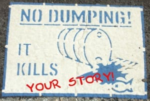 Info Dumping and How to Avoid it | Paid Author