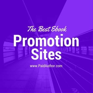 Best Book Promotion Sites 2019 | Paid Author