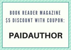 Best book promotion sites 2018 paid author book reader magazine coupon code paidauthor for 5 off fandeluxe Choice Image