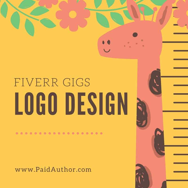 Logo Design Fiverr Gigs