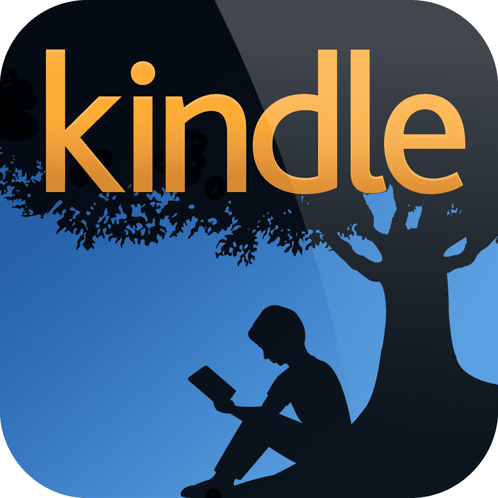 Image result for amazon kindle logo