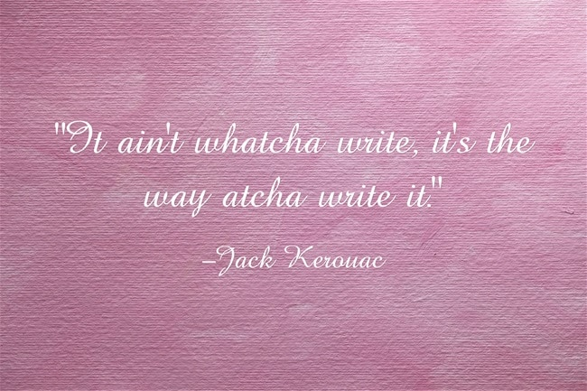 Author Quotes Jack Kerouac