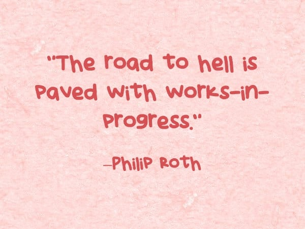 Author Quotes Philip Roth