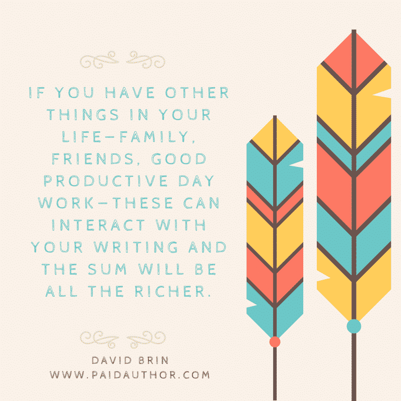 Author Quotes for Writers by David Brin
