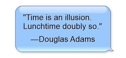Author Quotes Douglas Adams