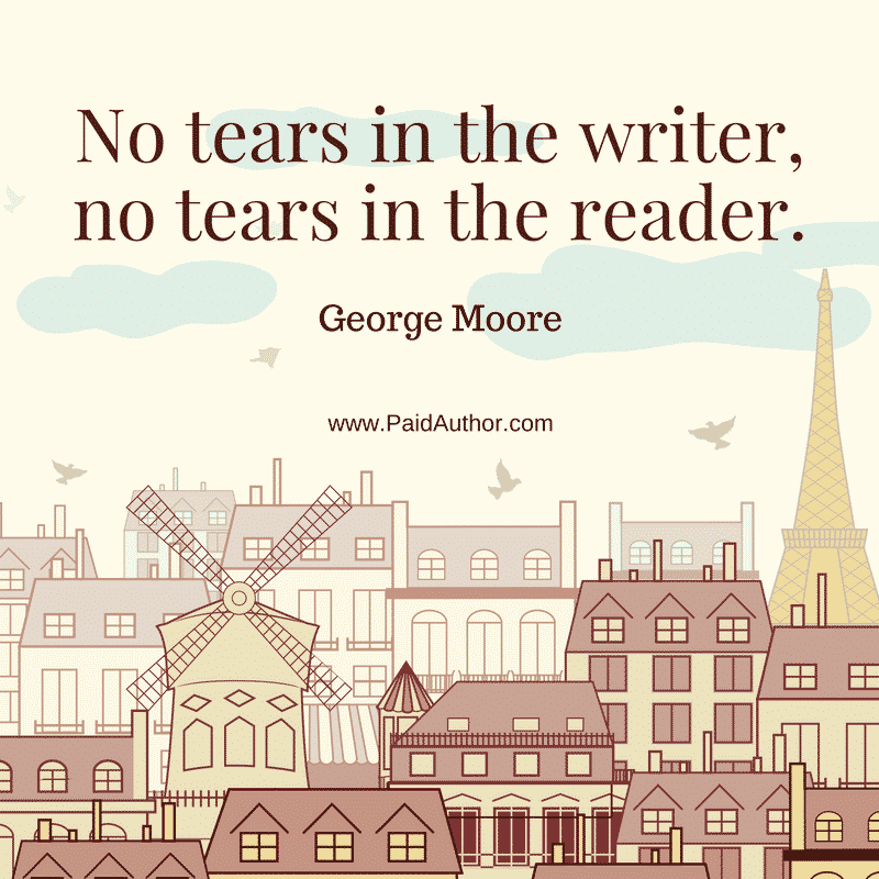 George Moore Author Quotes