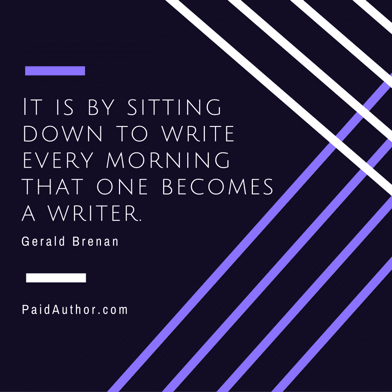 Best Gerald Brenan Author Quotes for Writers