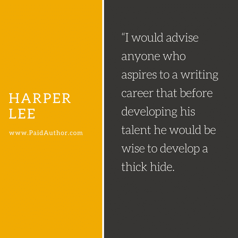 Author Quotes by Harper Lee