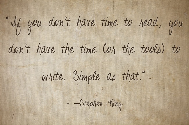 Author Quotes on Writing