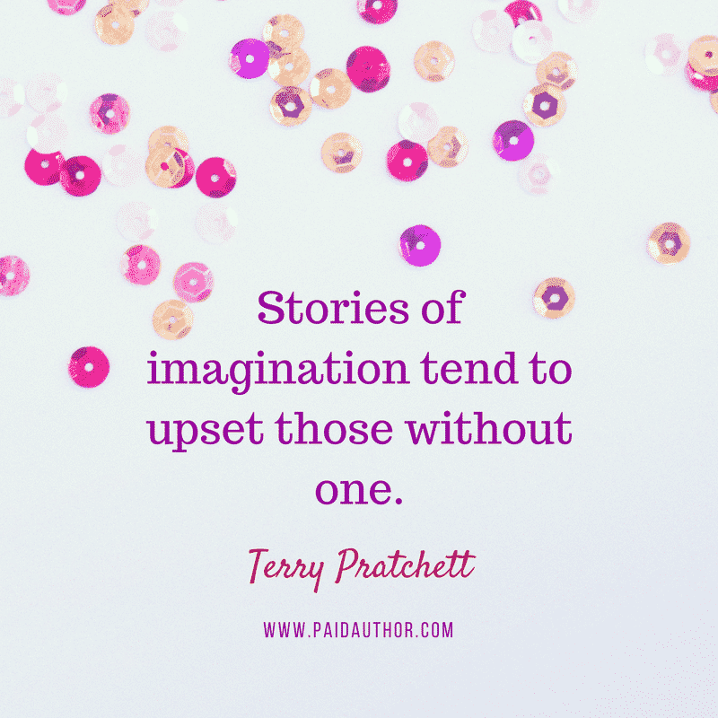 Best Terry Pratchett Author Quotes for Writers