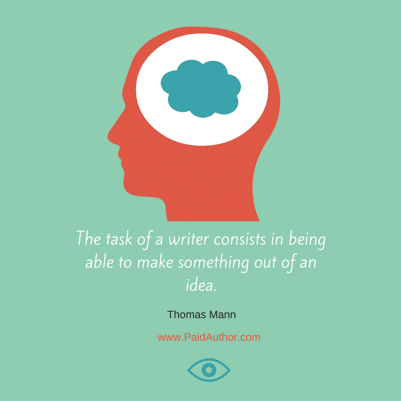 Thomas Mann Author Quotes