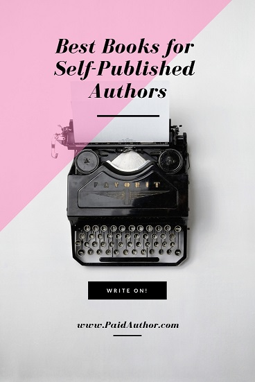 Best Books about Self Publishing for Authors